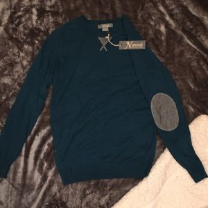 Natural Reflections | Blue Long Sleeve | Size S
